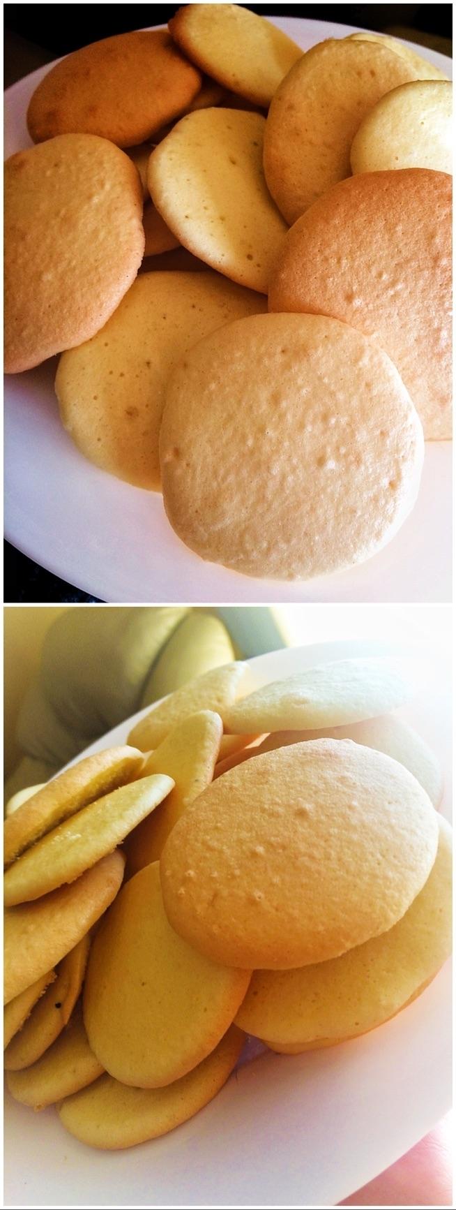 Najprostsze biszkopty w 15 minut: piekarnik nastawić