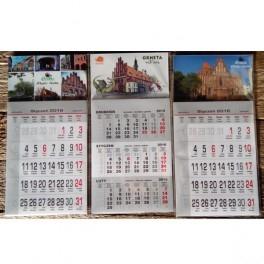 Kalendarze Magnetyczne na lodówkę na 2018 r