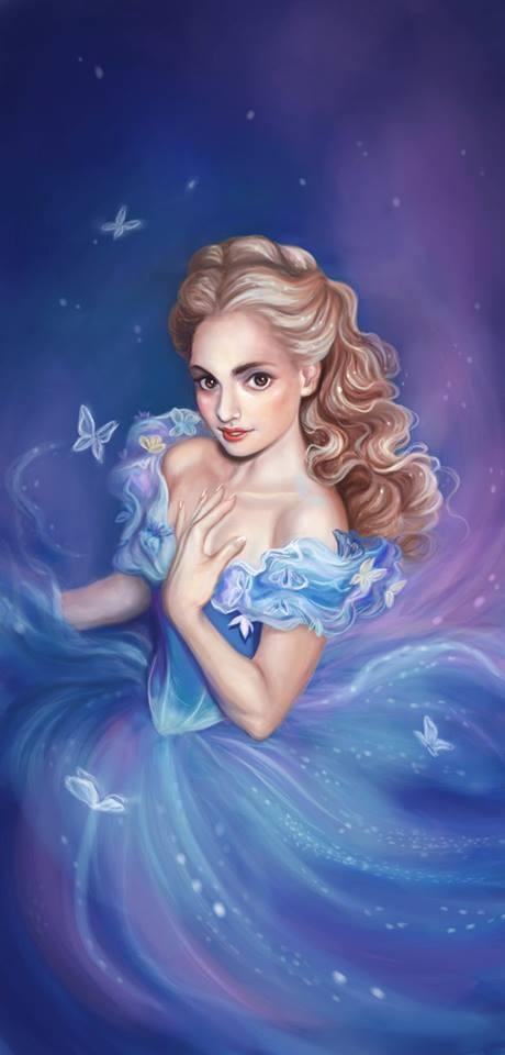 Cinderella <3 kocham