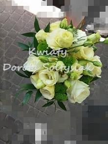 moja praca zapraszam do polubienia fan page Kwiaciarnia Dorota Sołtysiak dzięki Wam