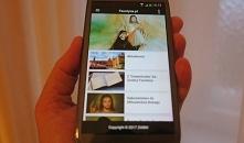 Aplikacja mobilna: Faustyna...