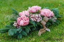 kompozycja funeralna - florystyka