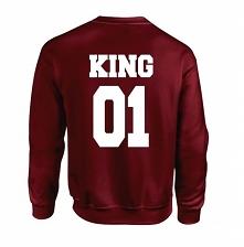 Bluza KING 01 - bluza dla p...