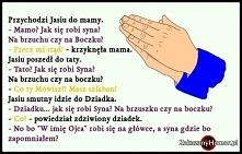 Dowcipy o Jasiu, Kawały o J...