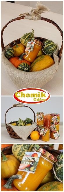 Dżem z dyni Coraz więcej osób docenia walory dyni. Potrawy i przetwory z owoców tej rośliny przygotowujemy w wersji na ostro lub na słodko. Dziś pokażemy, jak przygotować aksami...