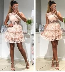 Witam, mam na sprzedaż przepiękna sukienkę dzięki której z pewnością zwrócisz...