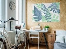 Anatomia zieleni - nowoczesny obraz do salonu