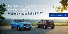 Niska rata na samochody Dacia! Samochody dla każdego z Easy start od RCI Banque!