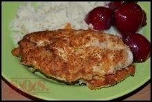 Kurczak w parmezanowej panierce