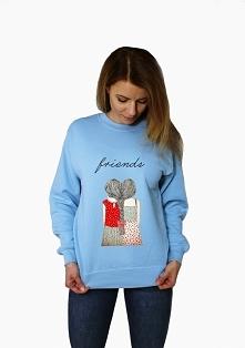 Bluza damska dla przyjaciół...