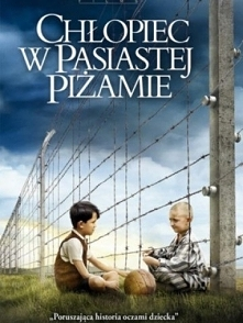 Ośmioletni syn niemieckiego oficera SS zaprzyjaźnia się z żydowskim chłopcem ...