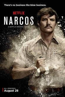 NARCOS (2015)  Serial opowi...