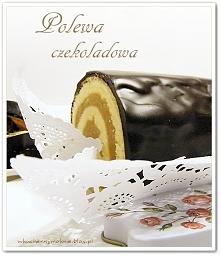 Składniki:  125 g dobrego, naturalnego masła lub margaryny 3 łyżki cukru pudru 3 łyżki kakao  3 łyżki mleka  2 łyżeczki żelatyny  3 łyżki zimnej wody ½ - 1 łyżeczka spirytusu (o...