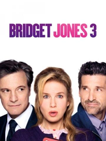 Bridget Jones 3 / Bridget Jones's Baby (2016)  Kolejne przygody Bridget. Tym razem dowiaduje się, że jest w ciąży. Problem tylko w tym, że nie wiem kto może być ojcem jej dziecka... Zabawna komedia, ze wspaniałą Renée Zellweger.  Możesz zobaczyć ją u nas: allbox.tv