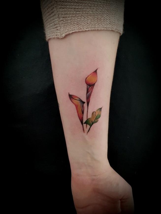 kwiatki....