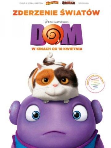 Dom / Home (2015)  Kosmita ukrywa się na Ziemi i zaprzyjaźnia z nastolatką. Razem muszą uchronić planetę przed inwazją obcych.