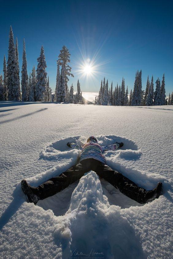 Kto już ma ochotę na zimowe szaleństwa? :)