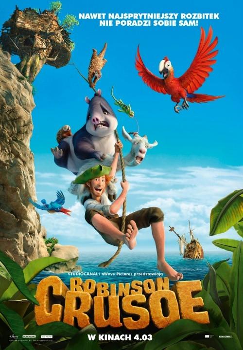 Robinson Crusoe (2016)  Robinson Crusoe i zwierzęta zamieszkujące bezludną wyspę łączą siły w walce z dwoma złymi kotami. Obejrzyj na: allbox.tv