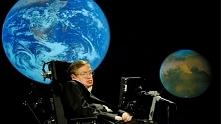 Przyszłość według Stephena Hawkinga