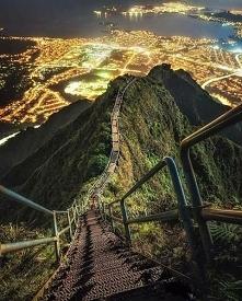 Schody do Nieba - Hawaje ❤