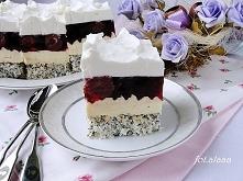 Ciasto wiśniowa poezja