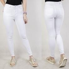 Białe spodnie znajdziesz na olika.com.pl w cenie 69,90 zł!