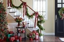 Wystrój domu na Święta