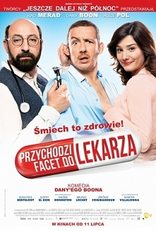 Przychodzi facet do lekarza / Supercondriaque (2014)  Romain Faubert jest hip...