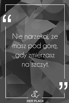 Zdarza się Wam czasem o tym zapomnieć? ☺️ Więcej motywacji na insta @herplace.pl