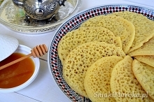 marokańskie naleśniki przepis