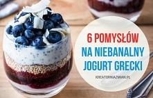 Jogurt grecki nie musi być ...