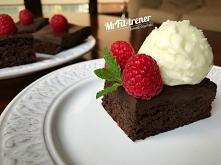 brownie buraczane