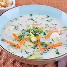 SKŁADNIKI (dla 6 łasuchów)  1. Prosta w przygotowaniu zupa jarzynowa  (4-6 porcji)  2 pokrojone pory  2 pokrojone pomidory  3 pokrojone marchewki  1 pokrojona rzepa  Zgodnie z u...