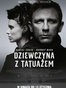 Dziewczyna z tatuażem / The Girl with the Dragon Tattoo (2011)  Ekranizacja p...
