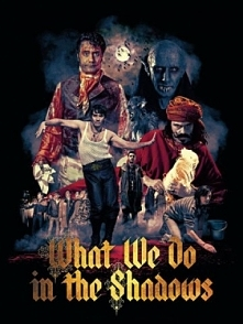 Co robimy w ukryciu / What We Do in the Shadows (2014)  Viago, Deacon i Vladi...