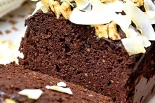 Wilgotne brownie z fasoli b...
