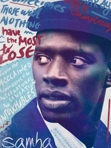 Samba (2014)  Francja. Imigrant z Senegalu podejmuje pracę w restauracji. Nie...
