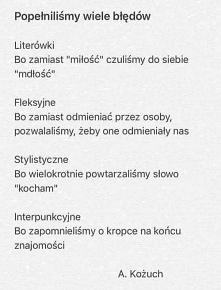 ~ Kożuch.