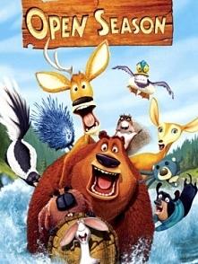 Sezon na misia / Open Season (2006)  Żyjący w mieście niedźwiedź Boguś zostaj...