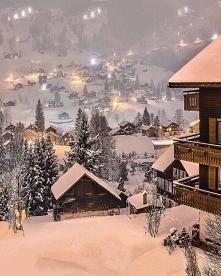 Zimowa kraina czarów