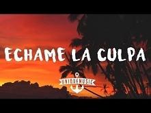 Luis Fonsi, Demi Lovato - Échame La Culpa (Lyrics / Lyric Video)