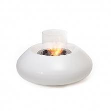 Biokominek o nowoczesnym kształcie Bubble Planika - stanowi efektowną dekorację oraz wyjątkowe źródło prawdziwego ognia - bez dymu, sadzy. Biokominek Bubble jest wygodny w użyci...