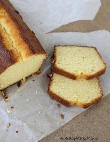 Waniliowe ciasto z mlekiem skondensowanym