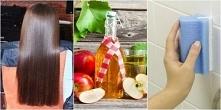 5 niezwykłych zastosowań octu jabłkowego, o których nie wiedzieliście