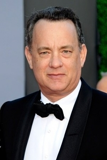 Tom Hanks / Thomas Jeffrey Hanks urodzony w Concord, Kalifornia, USA w tym ro...