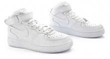 NIKE AIR FORCE 1 MID (GS) &...