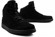 """Buty Nike Air Jordan 1 Flight 5 """"Black"""" (881433 011)"""