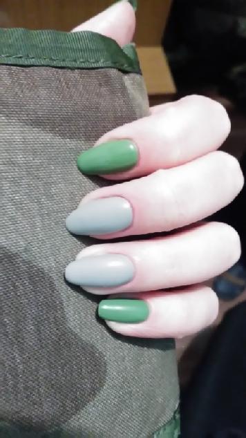 testowanie nowych kolorów z neoneil :)