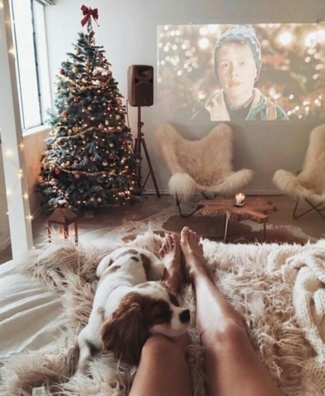 Świąteczny relaks.