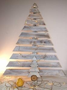Choinki  Kolor: bielone drewno Wysokości: 150cm,130cm, 100cm,70cm.